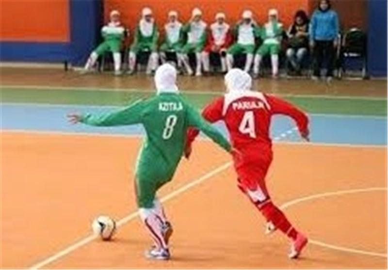 پیگیری تمرینات آماده سازی تیم ملی فوتسال بانوان در اصفهان