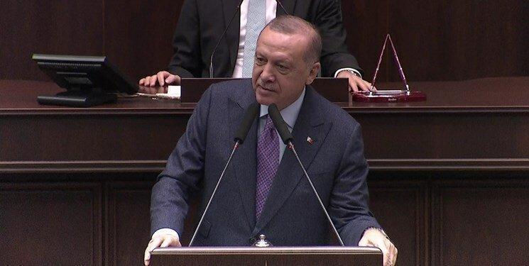هشدار اردوغان در خصوص امکان درگیری با روسیه