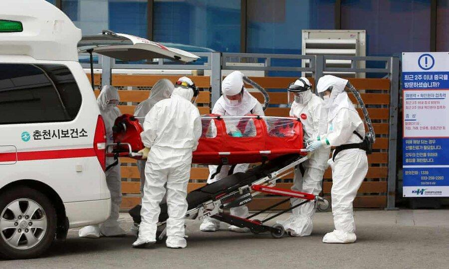 اعضای یک فرقه مذهبی در کره جنوبی برای ویروس کورونا آزمایش می شوند ، گزارش ششمین مرگ کورونا در ایران