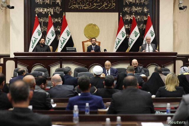 جلسه رای اعتماد به کابینه محمد علاوی به چهارشنبه موکول شد