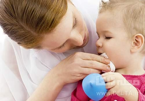 بوی بد دهان کودک؛ علل و درمان آن