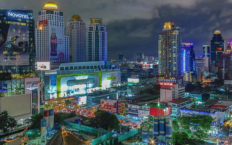 بانکوک بهتر است یا پاتایا؟