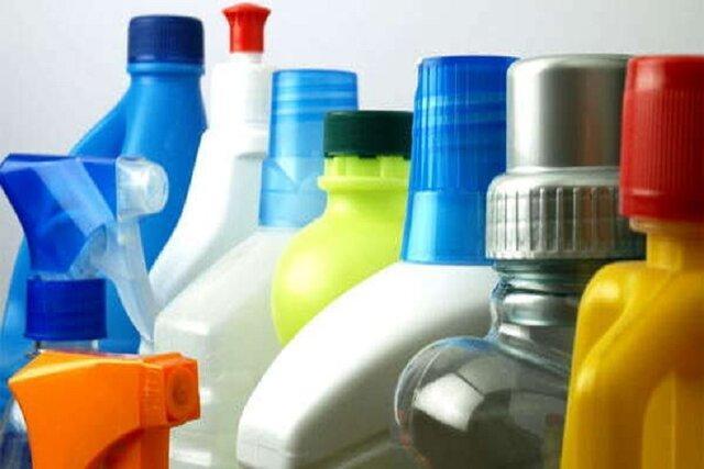 استفاده از محلول های ضدعفونی با درصد بالا ممنوع