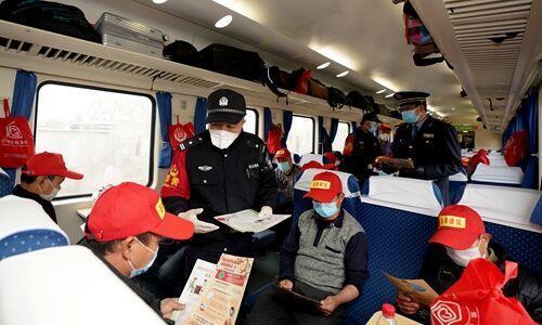 پکن برای بازگشت نیروی کار از ووهان آماده می گردد