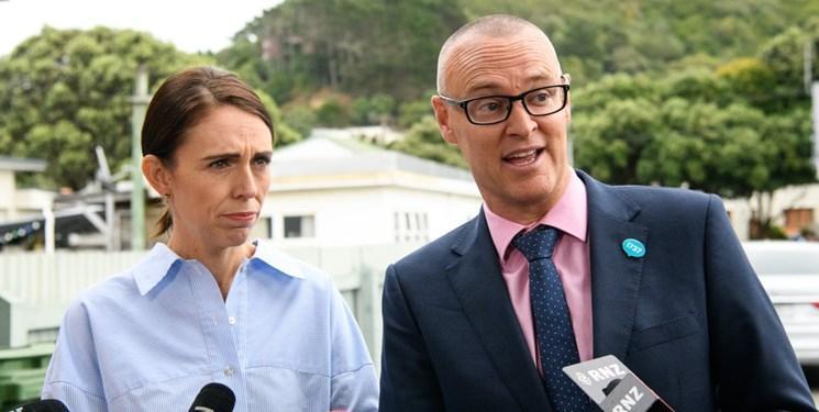 وزیر بهداشت نیوزیلند به دلیل نقض قوانین قرنطینه تنزل رتبه پیدا کرد