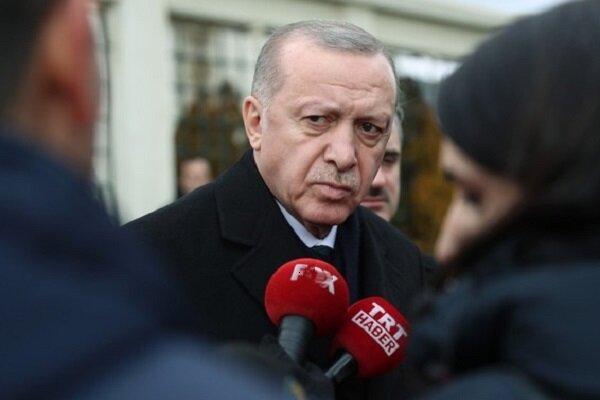 رئیس جمهور ترکیه حامی تروریست ها است