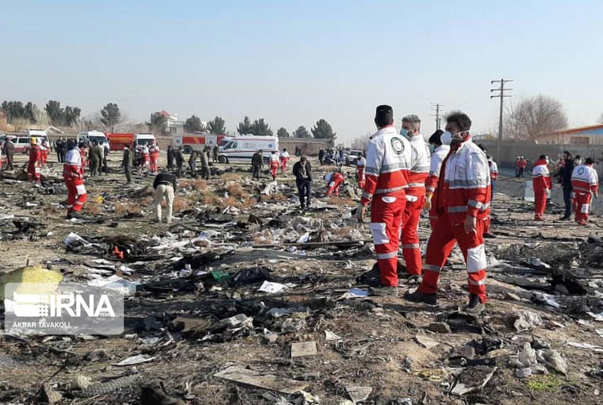 خبرنگاران برگزاری نخستین جلسه کارشناسی 3 جانبه بررسی سقوط هواپیمای اوکراینی