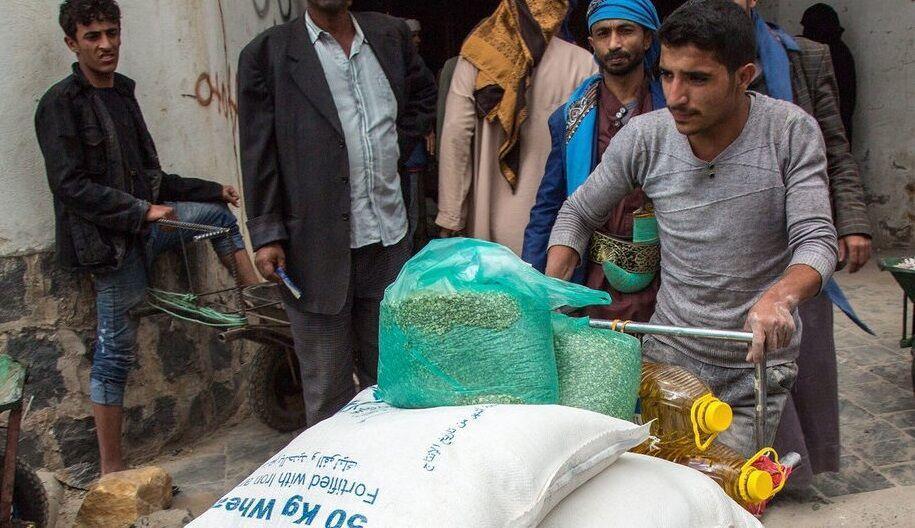 خبرنگاران انتقاد شورای بشردوستانه یمن از کاهش یاری های برنامه جهانی غذا
