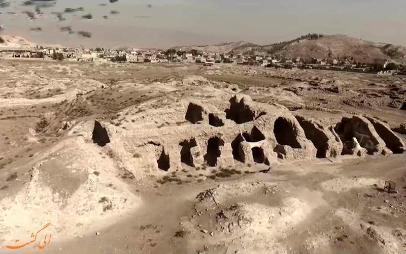 اولین شهر تاریخی دوره ساسانی، ماداکتو یا سیمره یا دره شهر ایلام؟!