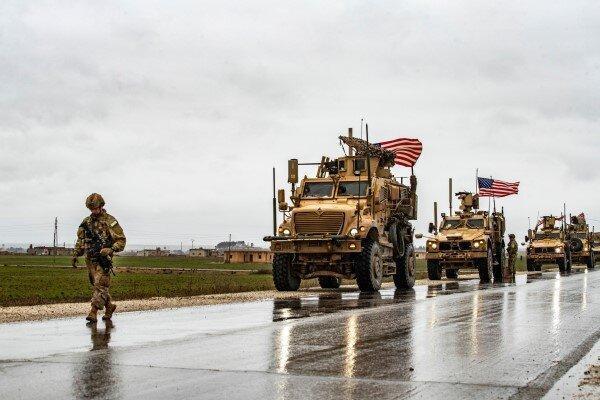 آمریکا 70 کامیون دیگر سلاح به شمال سوریه فرستاد