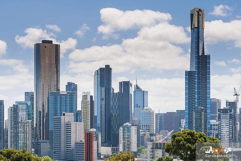 برج یوریکا، بلندترین ساختمان ملبورن