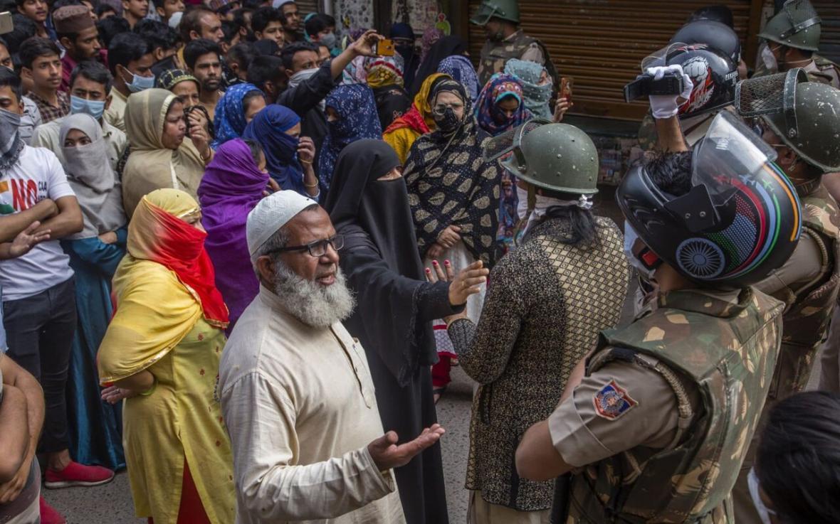 خبرنگاران اسلام هراسی لکه سیاهی بر دموکراسی هند