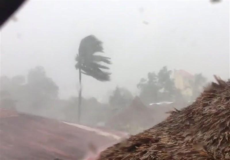 طوفان عظیم نیسارگا با سرعت 140 کیلومتر در ساعت وارد هند شد