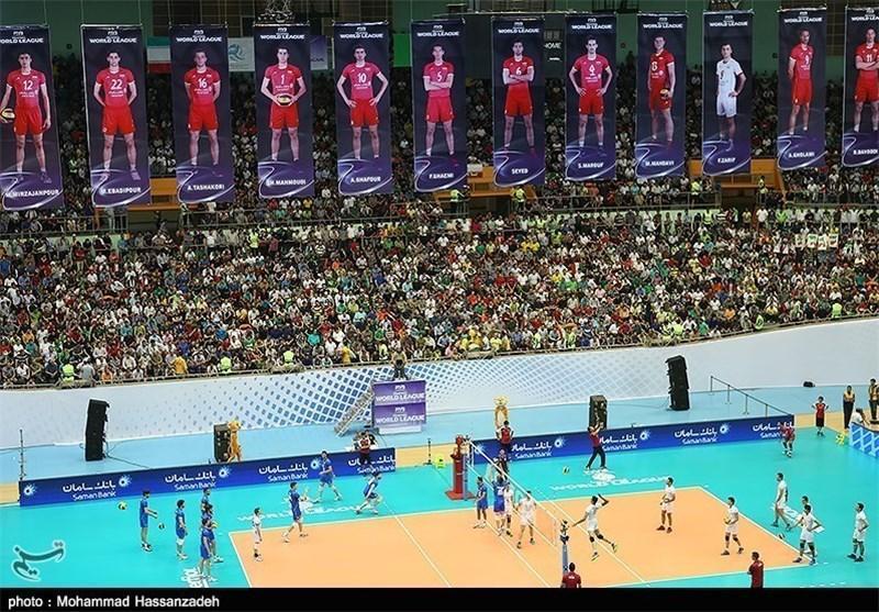 درخواست میزبانی ایران برای والیبال قهرمانی نوجوانان و جوانان جهان