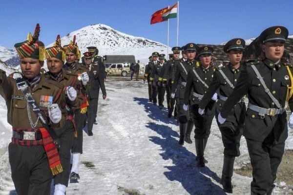 هند سامانه دفاع هوایی در مرز با چین مستقر کرد