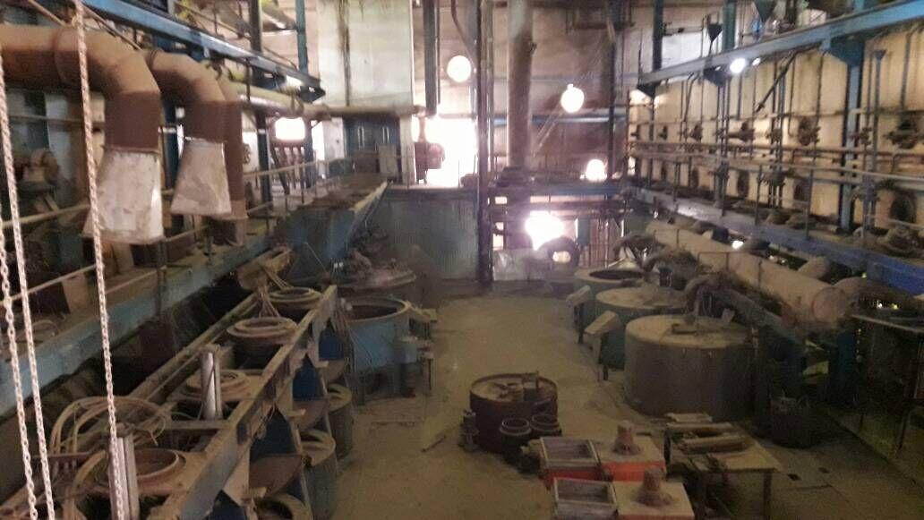 خبرنگاران کارخانه قند اهواز بعداز 15 سال در مرحله بازگشایی مجدد قرار گرفت
