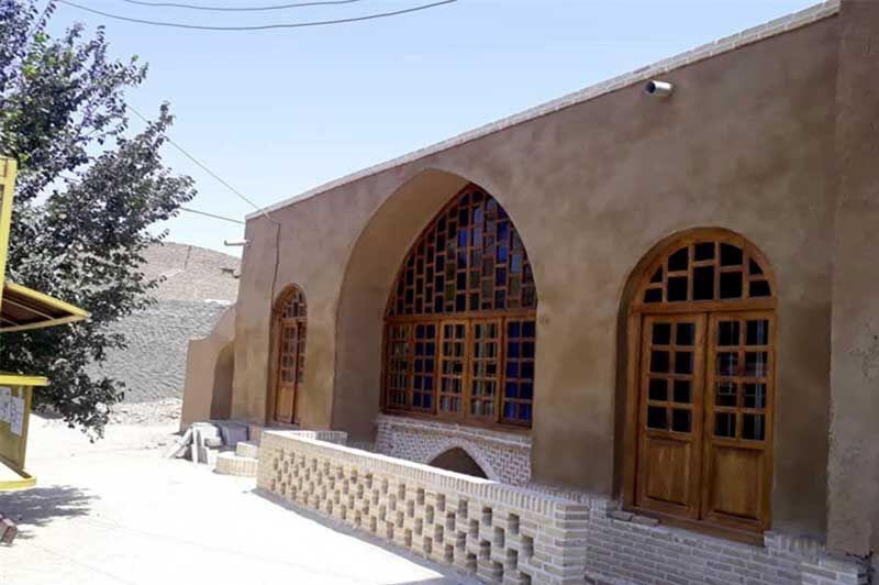 خبرنگاران آب انبار امیرآباد میبد پس از بازسازی به فراوری صنایع دستی اختصاص یافت
