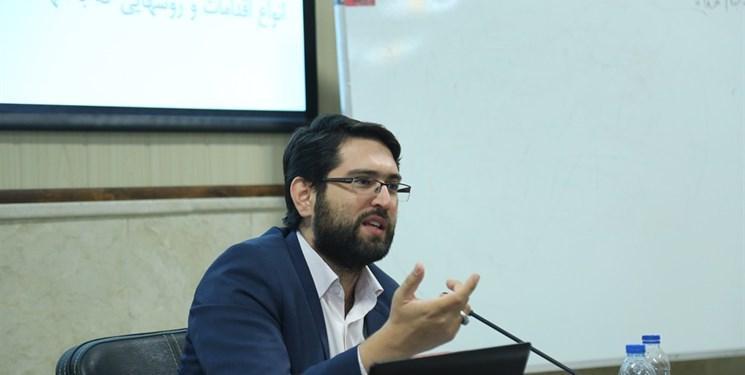 رئیس مرکز تحقیقات سیاست علمی کشور معارفه شد