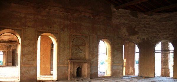 بازسازی استحکام بخشی اضطراری عمارت تاریخی ملک