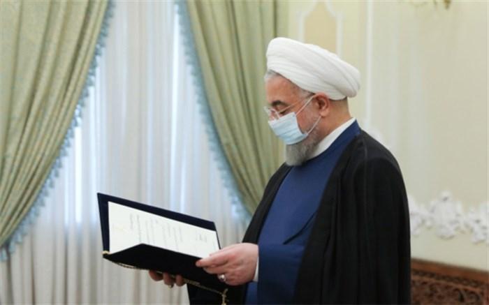 ملاقات سفرای جدید ایران در مکزیک و قطر با رئیس جمهوری