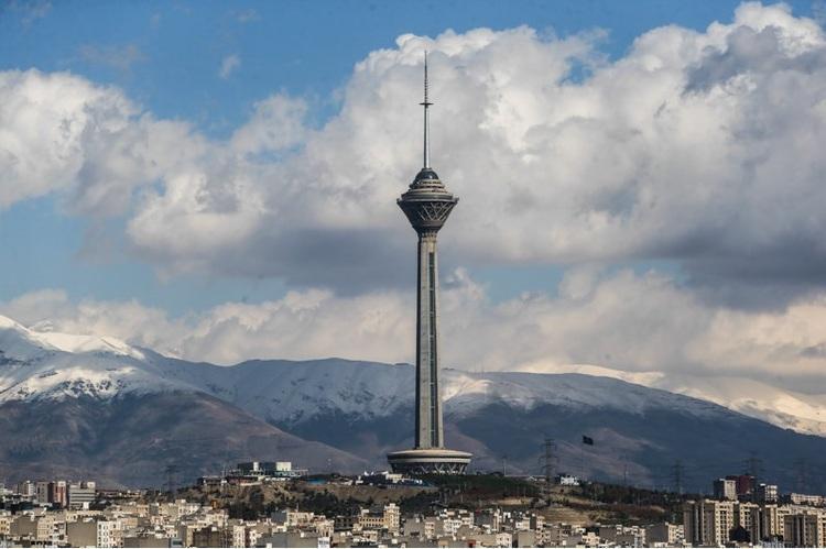 هوای تهران 7 درجه خنک می گردد
