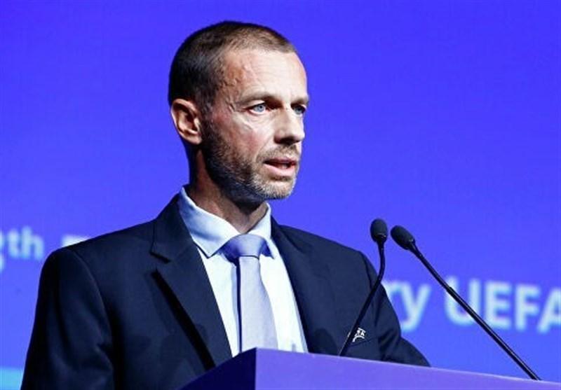 چفرین: فرمت تک حدفی لیگ قهرمانان و لیگ اروپا ممکن است در آینده هم استفاده گردد