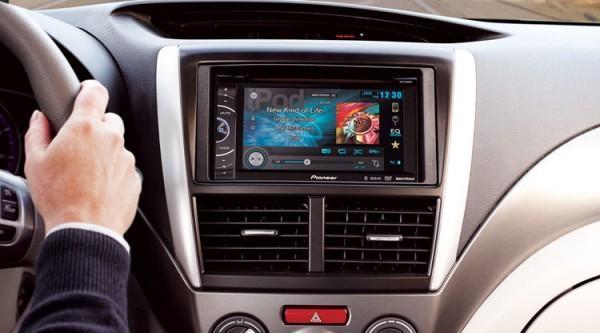 لذت رانندگی با افزایش آپشن در خودروهای جدید