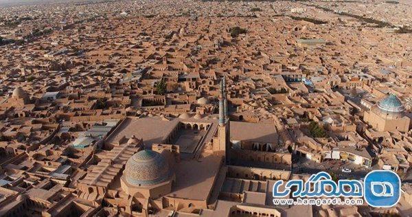 اعلام تخریب سازه ای غیرمجاز در بافت جهانی یزد