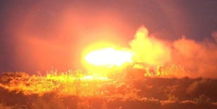 الحشد الشعبی حمله داعش در شمال عراق را دفع کرد