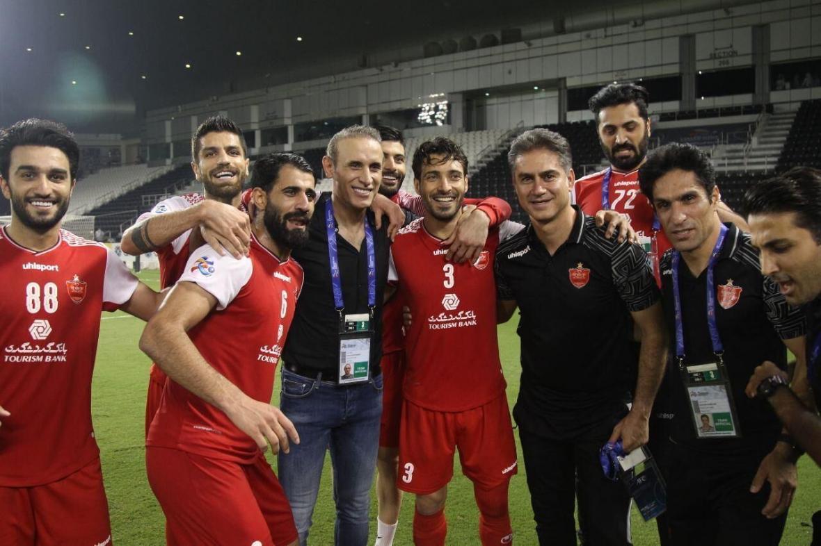 خبرنگاران بیانیه باشگاه پرسپولیس درخصوص اعتراض النصر و اقدامات برخی عوامل داخلی علیه منافع ملی