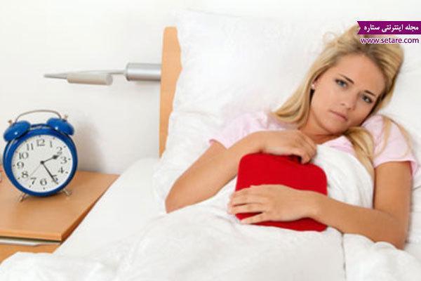 درمان خانگی قاعدگی نامنظم (درمان پریود نامنظم)