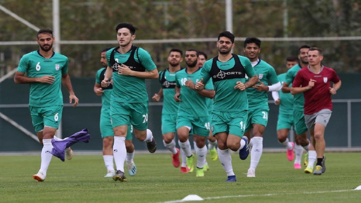 برنامه ریزی اردوی تیم ملی در بوسنی، بازی محبت آمیز با غنا در حال هماهنگی