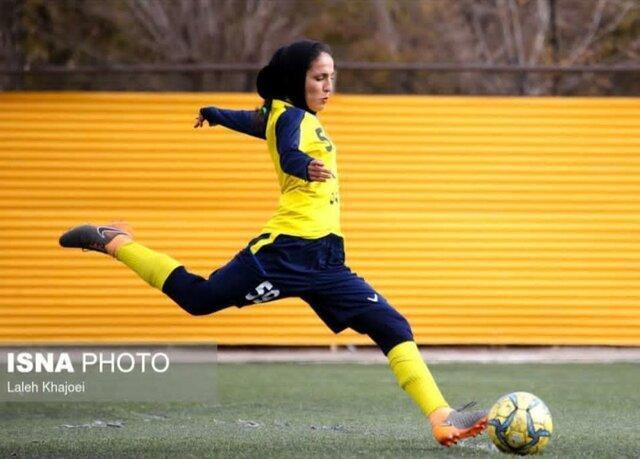 پول برای دختران فوتبالیست نیست یا همه را خرج آقایان می نمایند؟
