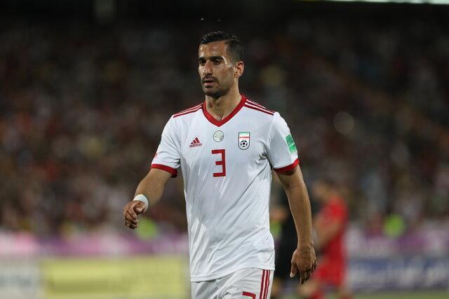رکورد شکنی کاپیتان تیم ملی با حضور در دیدار امشب ایران و بوسنی