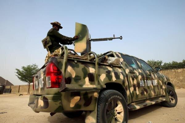 بوکوحرام یک فروند بالگرد نیجریه را سرنگون کرد