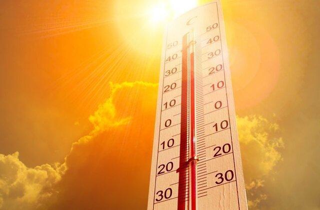دلگان رکورددار گرمای هوا در سیستان و بلوچستان