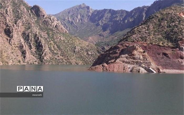 ورودی آب سدهای تهران کاهش یافت
