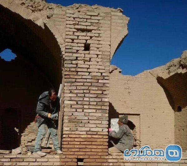 اعلام بازسازی و بهسازی کاروانسرای تاریخی بدشت