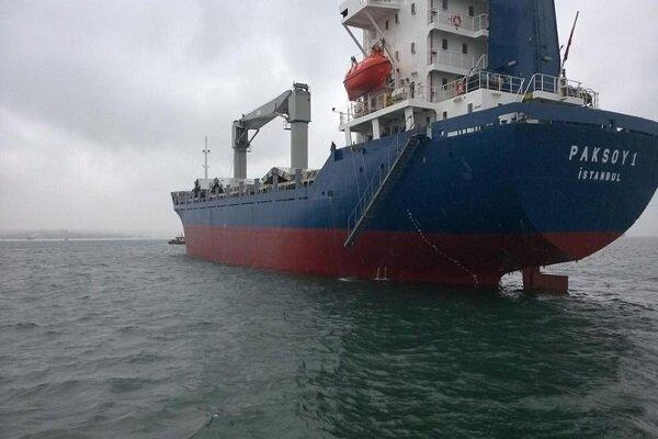 حمله دزدان دریایی به کشتی ترکیه، یک ملوان کشته و 15خدمه ربوده شدند