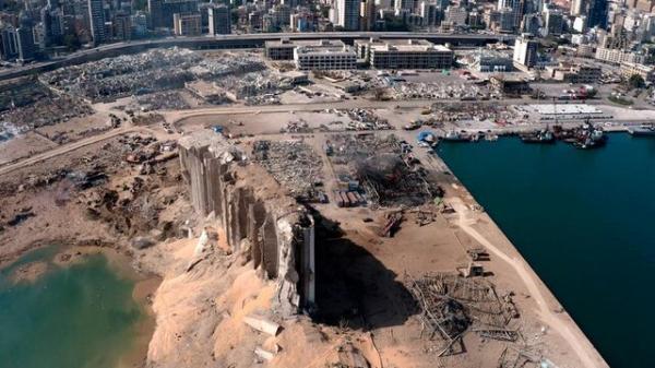درخواست لبنان برای ممانعت از انحلال شرکت انگلیسی مرتبط با انفجار بیروت