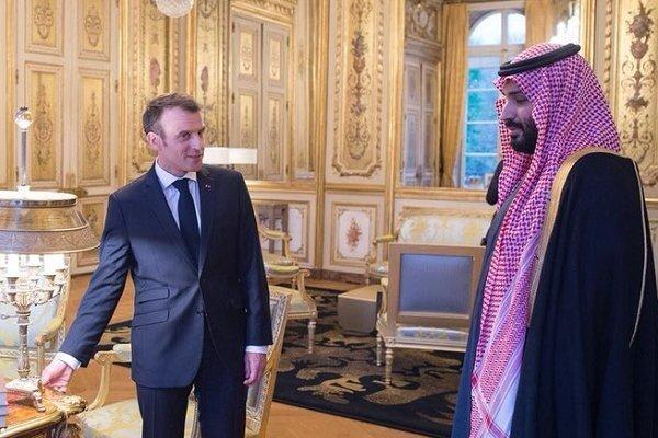 حمایت مرگبار فرانسه از سعودی در یمن