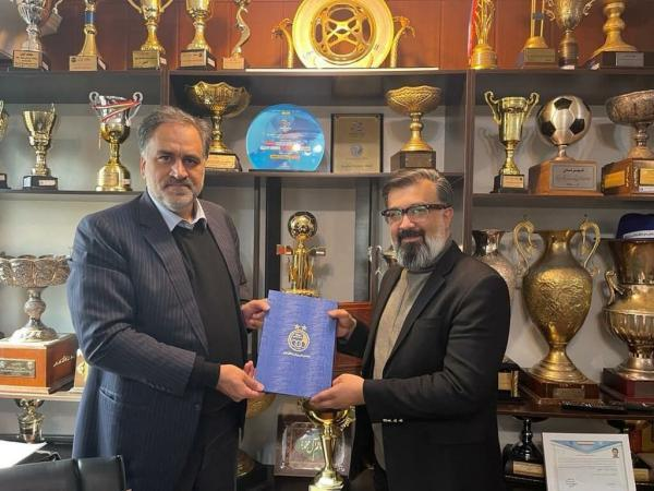 خبرنگاران سرپرست معاونت فرهنگی و ارتباطات استقلال منصوب شد