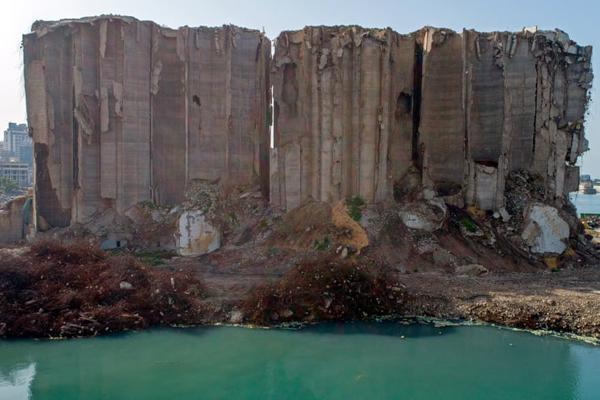 حال و روز بندر بیروت؛ 6 ماه پس از انفجار مهیب (تصاویر)