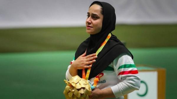 خبرنگاران مدال طلا پاراتیراندازی امارات به ساره جوانمردی رسید