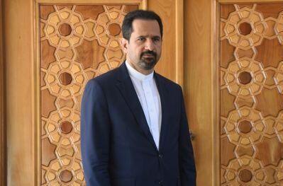 خبرنگاران سفیر ایران: سند همکاری ایران و چین، پایه گذار نظم جدید جهان است