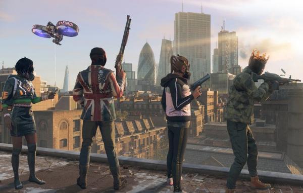 بخش آنلاین Watch Dogs Legion در قالب یک آپدیت به بازی اضافه شد