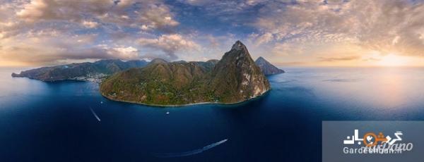 لسر آنتیلس؛ مروارید درخشان دریای کارائیب، عکس