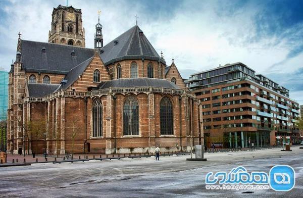 آشنایی با تعدادی از برترین جاذبه های گردشگری روتردام