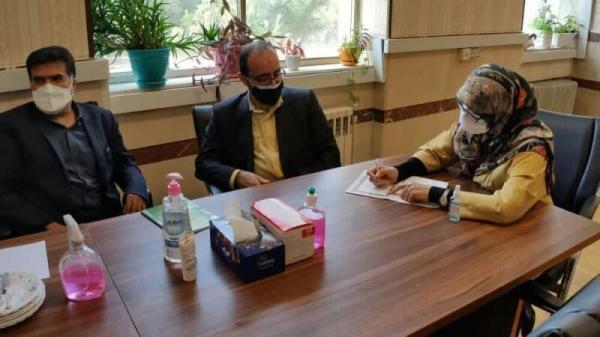 خبرنگاران معلم البرزی اندوخته مالی خود را به مدرسه سازی اهدا کرد