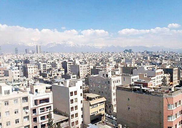 قیمت آپارتمان در تهران؛ سوم تیر 1400